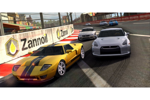 Top 10 Racing Games Of All Time