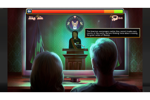 Rogue State PC review - DarkZero