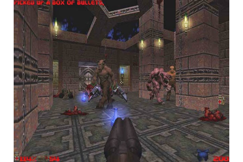 Download games for PC or tablet: Doom 64 Game Free ...