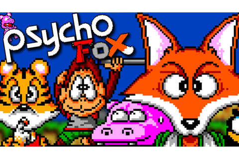 Psycho Fox - Os Bichinhos Doidos do Master System - YouTube