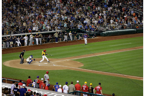 At bat - Congressional Baseball Game - Pictures - CBS News