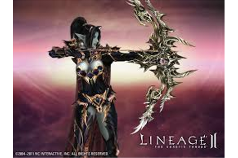 Lineage 2 Interlude C6 Client Full Version PC Games For ...