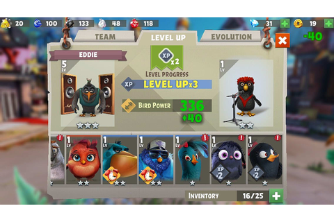 Angry Birds Evolution Team Building Guide | Angry Birds ...