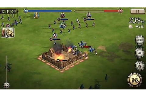 Age of empires: world domination for Android free download ...