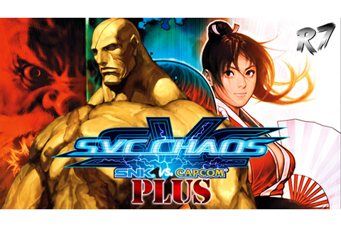 SNK vs. Capcom: SVC Chaos Super Plus Arcade Longplay Sagat ...