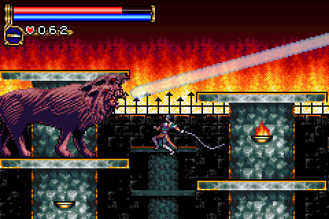 Castlevania: Circle of the Moon (GBA / Game Boy Advance ...