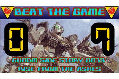 Gundam Side Story 0079 Rise from the Ashes - PART 7 - YouTube
