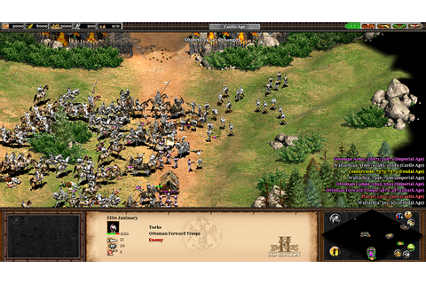 Download Age of Empires II HD Edition PC Free | Download ...