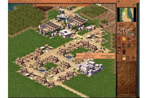 Pharaoh simulation for Windows XP/98/95 (1999 ...