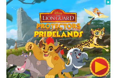Protectors of the Pridelands | The Lion Guard Wiki ...