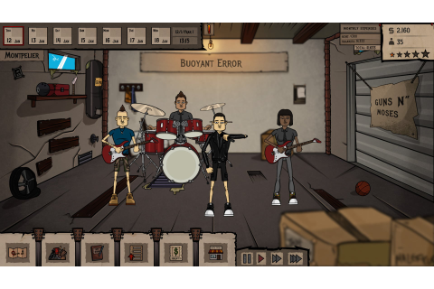 Rock God Tycoon - FREE DOWNLOAD | CRACKED-GAMES.ORG