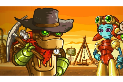 Steamworld Dig 2 Reveal Trailer - YouTube