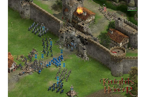 Knights Of Honor PC Game Download Full Version Free -Ocean ...