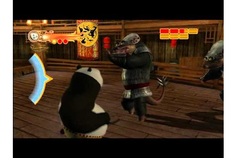 Kung Fu Panda 2 The Video Game - KINECT Training Video ...