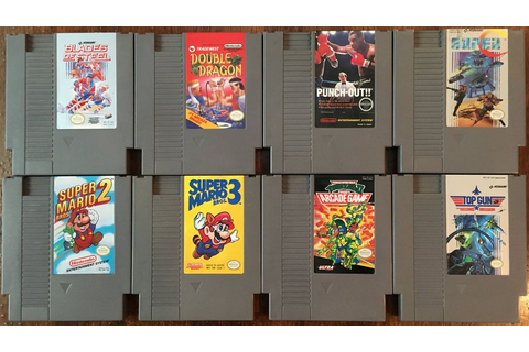 8 really good NES games for $30! : retrogaming