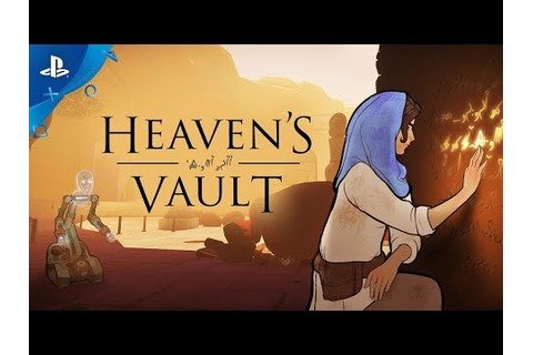 Heaven's Vault Game | PS4 - PlayStation