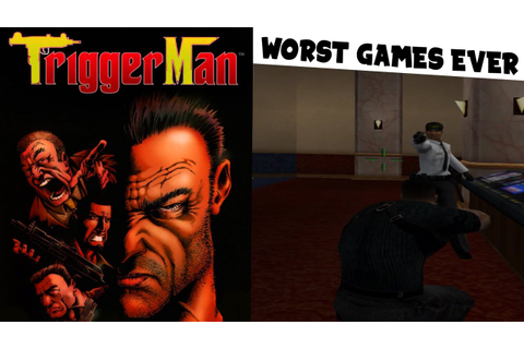 Trigger Man - Worst Game Ever Made - Gameplay Gamecube HD ...