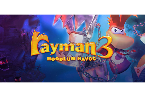 Rayman 3 Hoodlum Havoc Free Download FULL PC Game