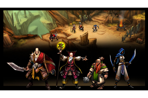 Crimson Alliance full game free pc, download, play ...