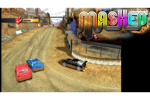 Mashed: Drive to Survive ... (PS2) - YouTube