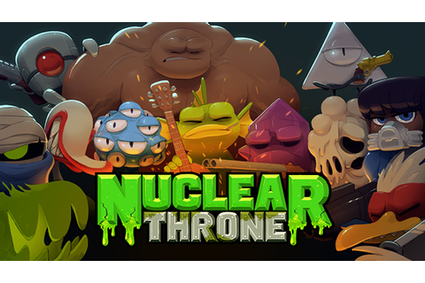 Nuclear Throne - Download - Free GoG PC Games