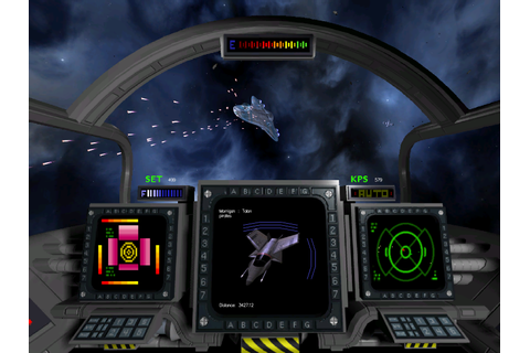Wing Commander Privateer Remake Screenshots | GameWatcher