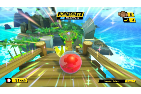 Super Monkey Ball: Banana Blitz HD releasing on October ...