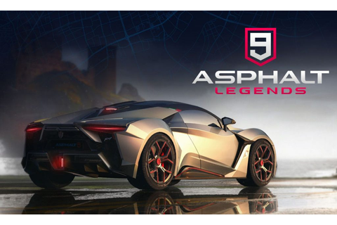 Asphalt 9: Legends pre-registrations now open, lets you ...