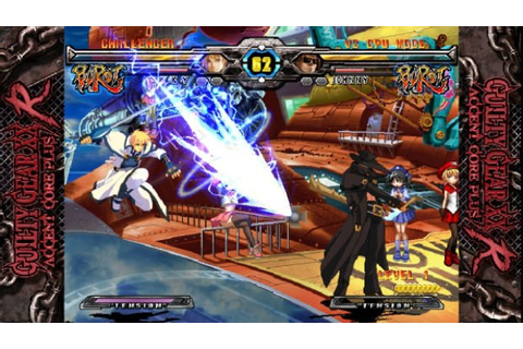 Review: Guilty Gear XX Accent Core Plus R
