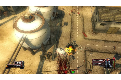 Zombie Driver PC Game Download Free Full Version ...