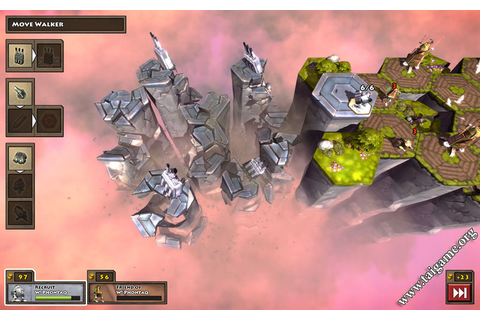 Greed Corp - Download Free Full Games | Strategy games