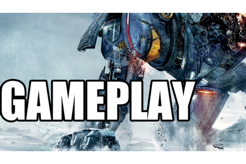 Pacific Rim: The Video Game - Gameplay - YouTube