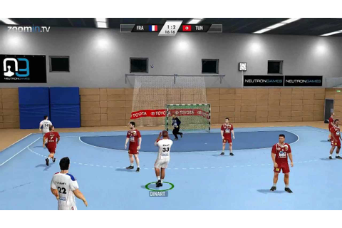IHF Handball Challenge 12 - Gameplay Highlights (Full HD ...