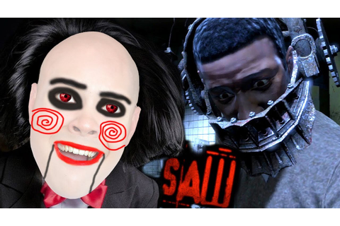 Jigsaw The Official Video Game (Saw Game)