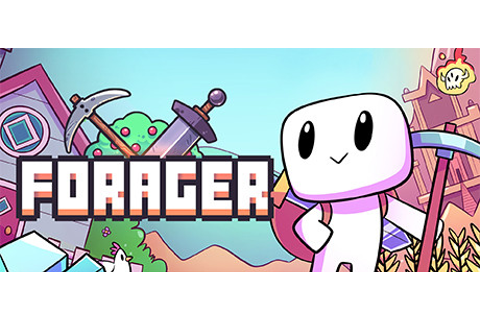 Forager on Steam