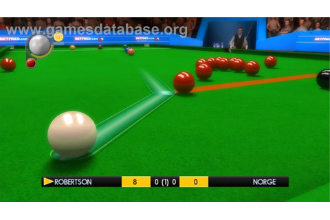 Download Wsc Real 08 World Snooker Championship Pc free ...