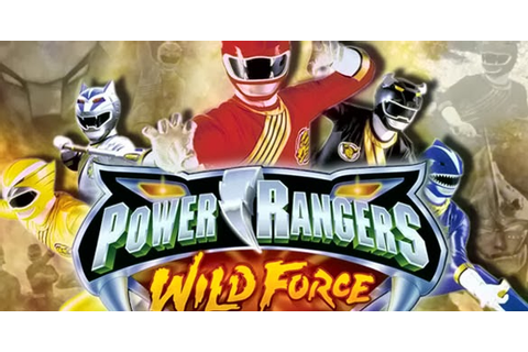 Power Ranger Wild Force | APLAY! | Share info games & tech