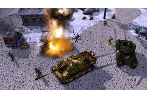 HISTORY® Legends of War: Patton on PS Vita | Official ...
