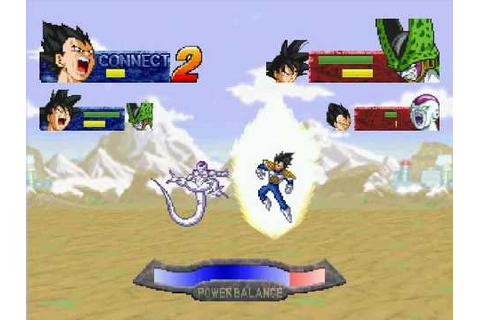 Dragon Ball Z Legends PSX Gameplay - YouTube