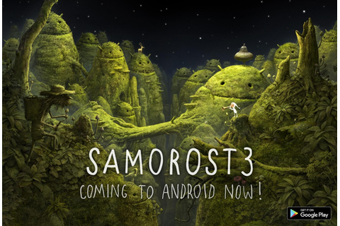 Samorost 3 point-and-click adventure game lands on Android