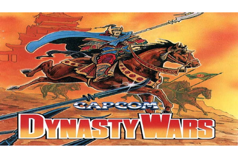 Dynasty Wars (Arcade) - YouTube