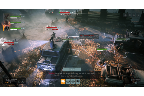 Tactical strategy game, CORRUPTION 2029, releases on ...