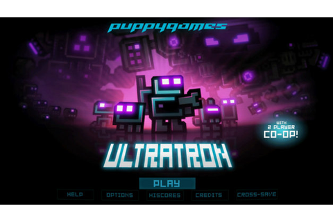 Ultratron Game | PS4 - PlayStation