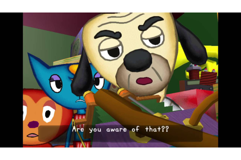 Game In Reverse: PaRappa the Rapper 2 (PS2) - YouTube