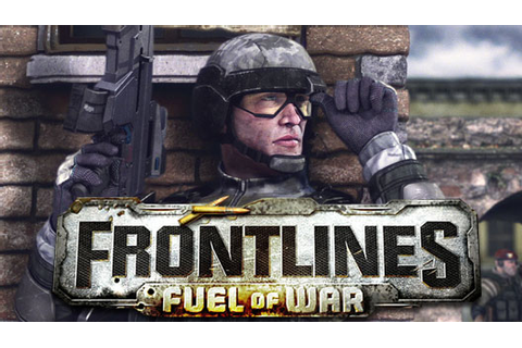 TrEs PaTeTAs DoS GaMeS: Frontlines: Fuel of War - Pc Game Full