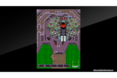 Arcade Archives A-JAX on PS4 | Official PlayStation™Store US
