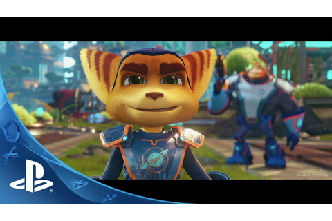 Ratchet & Clank - The Game, Based on the Movie, Based on ...