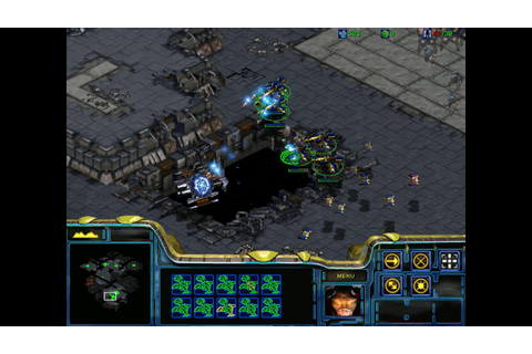StarCraft: Insurrection Remastered 13 - The Relay Station ...