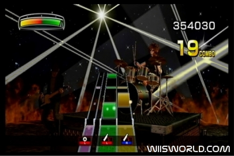 We Rock: Drum King on Wii