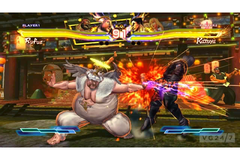 Street Fighter X Tekken PC torrent ~ OPA Games